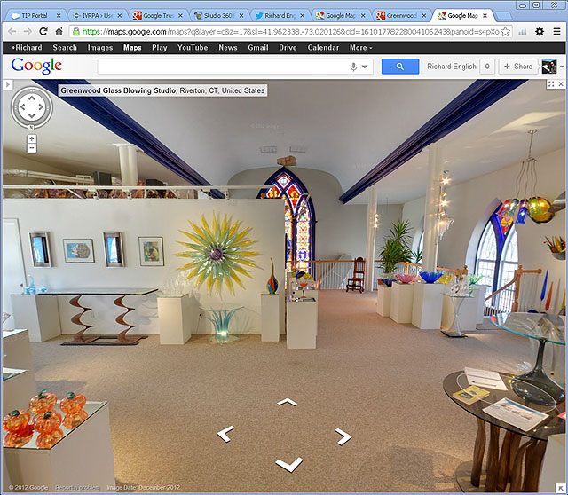 how to build virtual tour in google street view